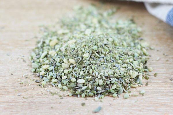 Jeunes pousses séchées Soja vert du Val d'Oise - Le Jardin de Guillaume