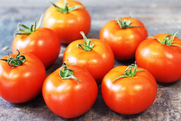 Tomate ronde - Stéphane Milville