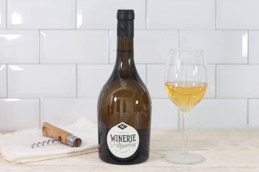 Vin blanc 2017 - Vin de France - La Winerie Parisienne - La Ruche qui dit Oui ! à la maison
