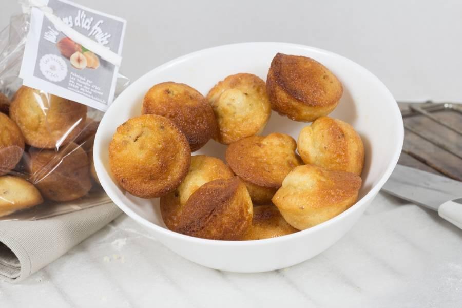 Mini cake fruits secs - Les Desserts d'Ici - La Ruche qui dit Oui ! à la maison