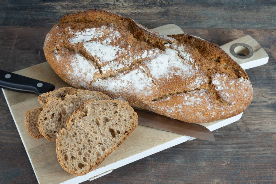 Pain intégral BIO - Patrick Gomez, l'artisan boulanger BIO de Paris - La Ruche qui dit Oui ! à la maison