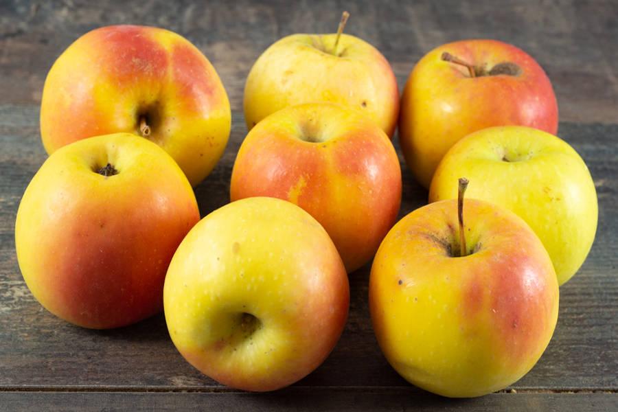 Pomme Golden Orange BIO - Maison Gaillard - La Ruche qui dit Oui ! à la maison