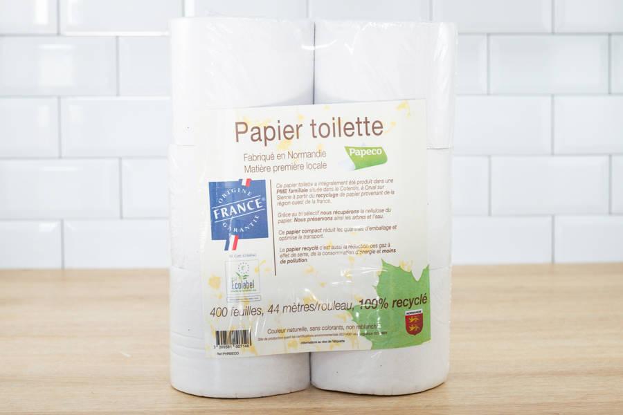 Papier toilette - Papeco - La Ruche qui dit Oui ! à la maison