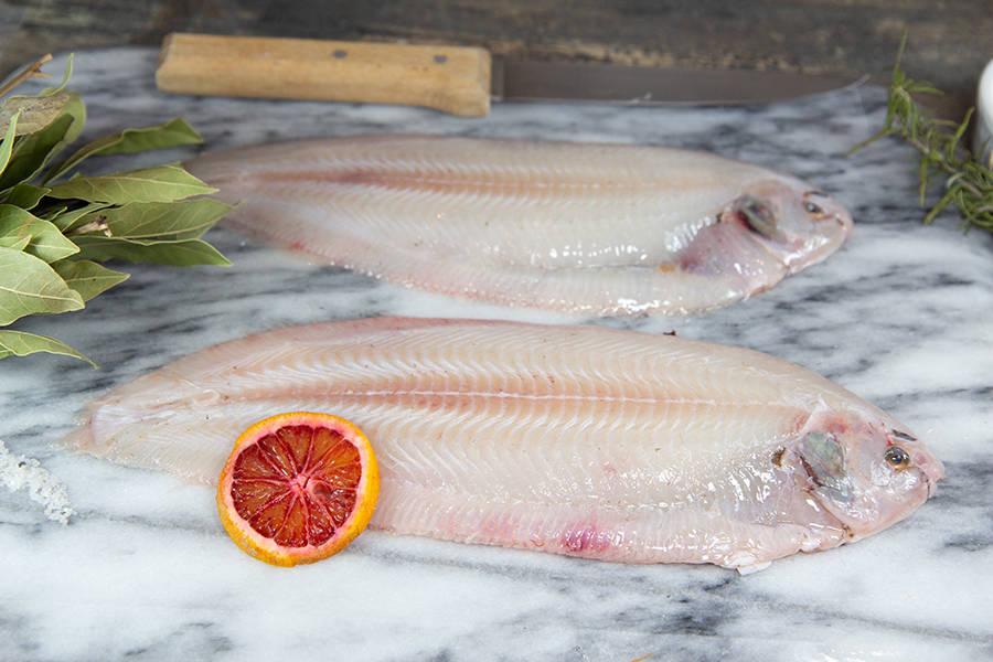Soles sans peau - Ô'poisson - La Ruche qui dit Oui ! à la maison