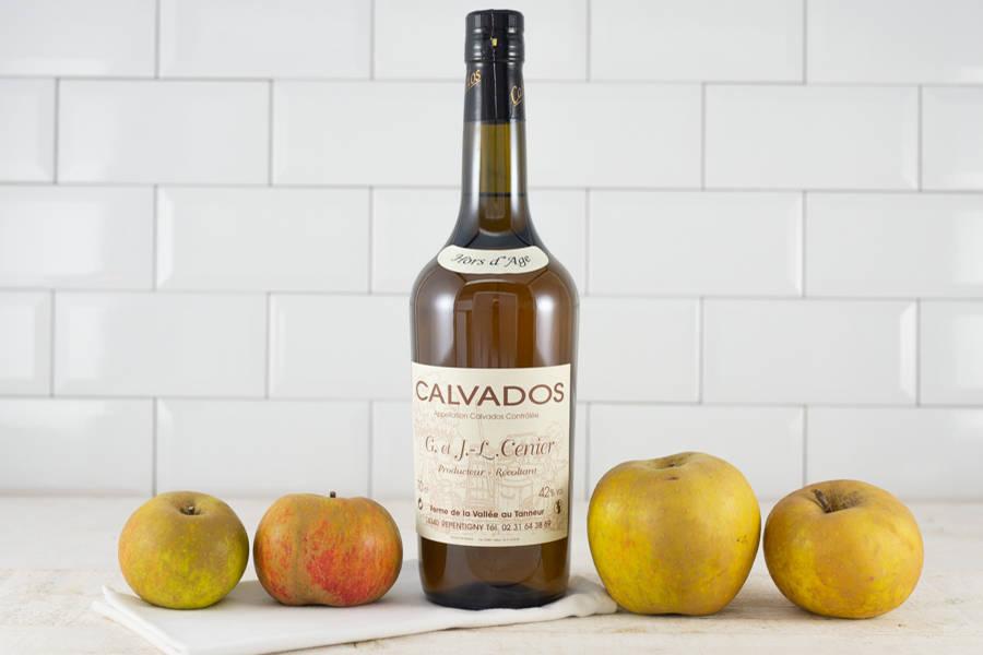 Calvados AOC Hors d'âge - Ferme de la Vallée au Tanneur - La Ruche qui dit Oui ! à la maison