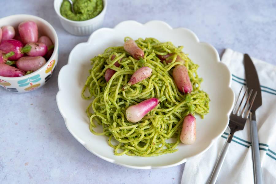 Kit radis cuisinés sans déchets - La Ruche Mama - La Ruche qui dit Oui ! à la maison