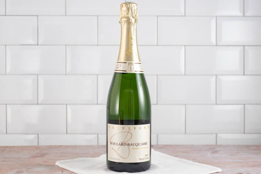 Champagne Brut Tradition - SARL Champagne Boulard Bauquaire - La Ruche qui dit Oui ! à la maison