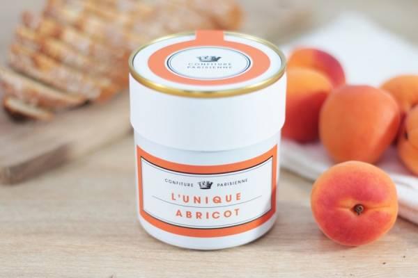 L'unique abricot - Les Confitures Parisiennes