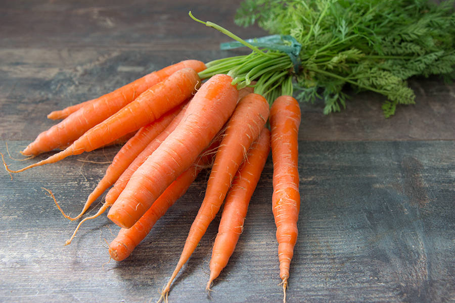 Botte de carotte - EARL du Châtaignier - La Ruche qui dit Oui ! à la maison