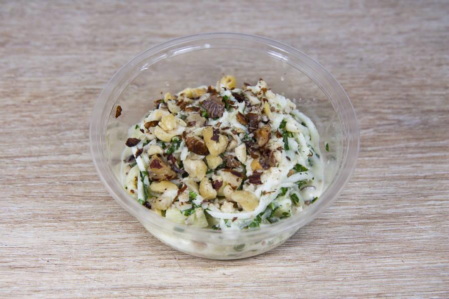 Salade chou rave rémoulade pomme et noisette - Bloom - La Ruche qui dit Oui ! à la maison