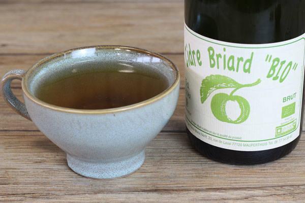 Cidre Briard Brut Bio - Ferme des Fahy