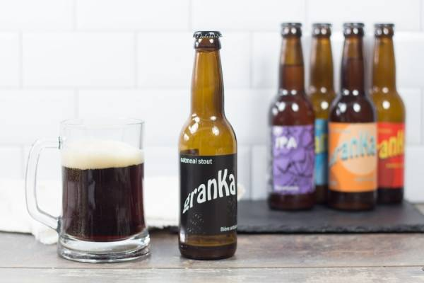 Oatmeal stout  - Granka - Le Comptoir Local