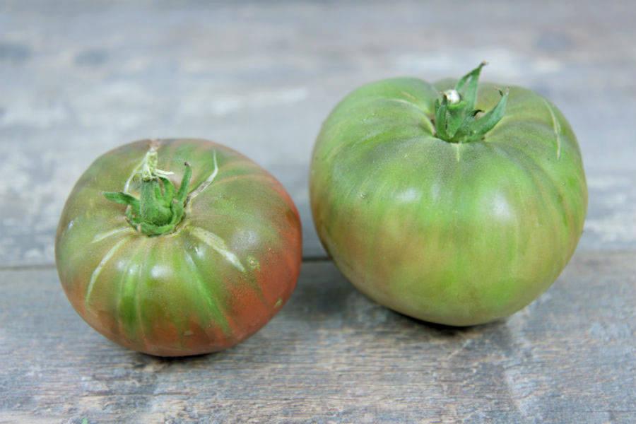 Tomate noire de crimée BIO - Ferme Lafouasse - La Ruche qui dit Oui ! à la maison
