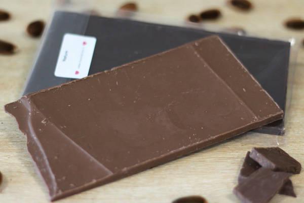 Chocolat Lait BIO - Coeur de Choc - Le Comptoir Local