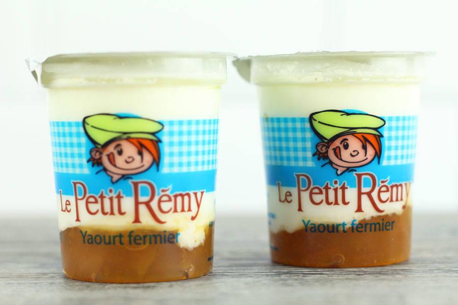 Yaourt fermier aux fruits du soleil - Ferme du petit Rémy - La Ruche qui dit Oui ! à la maison