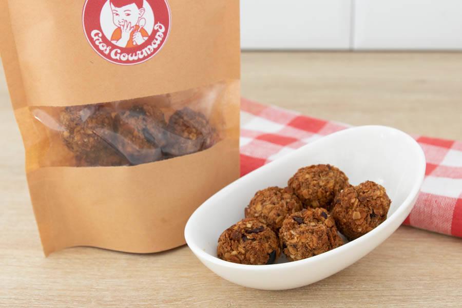 Granola Ball - Gros Gourmand - La Ruche qui dit Oui ! à la maison
