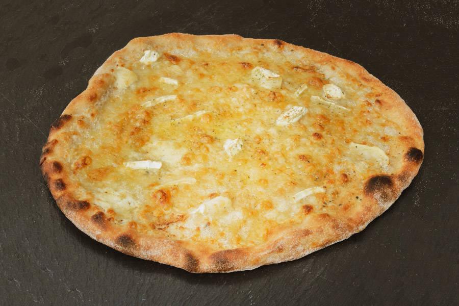Pizza chèvre miel - God Bless Broccoli - La Ruche qui dit Oui ! à la maison