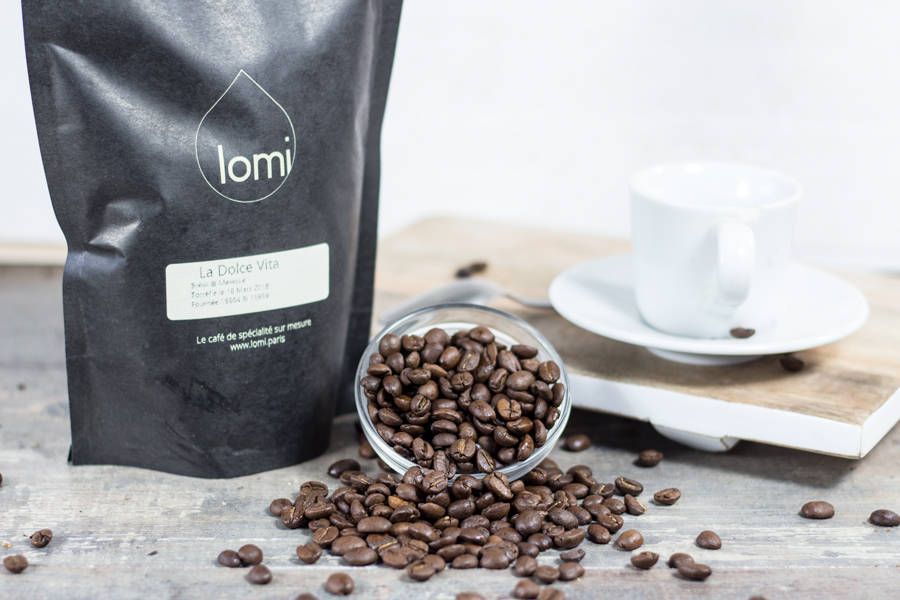 La Dolce Vita - Grains - Café Lomi - La Ruche qui dit Oui ! à la maison