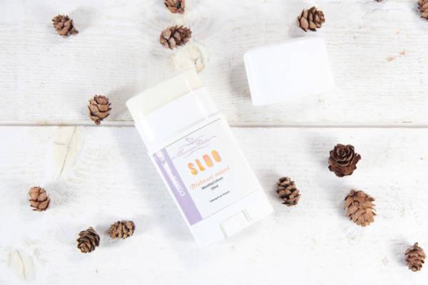 Déodorant 100% naturel menthe citron - Savonnerie Elishéa - Le Comptoir Local