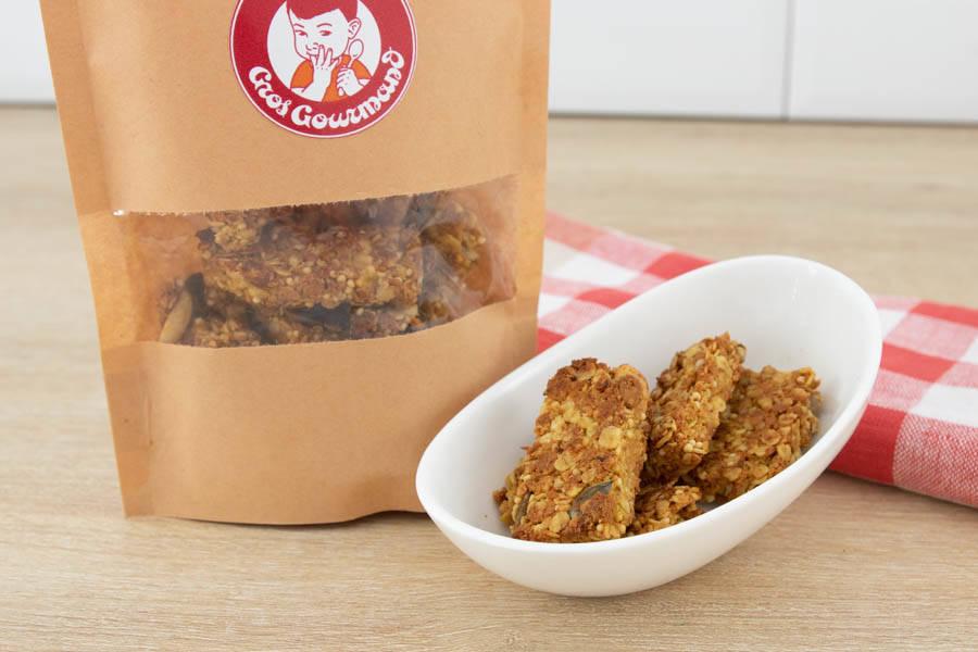 Barre épices & céréales - Gros Gourmand - La Ruche qui dit Oui ! à la maison