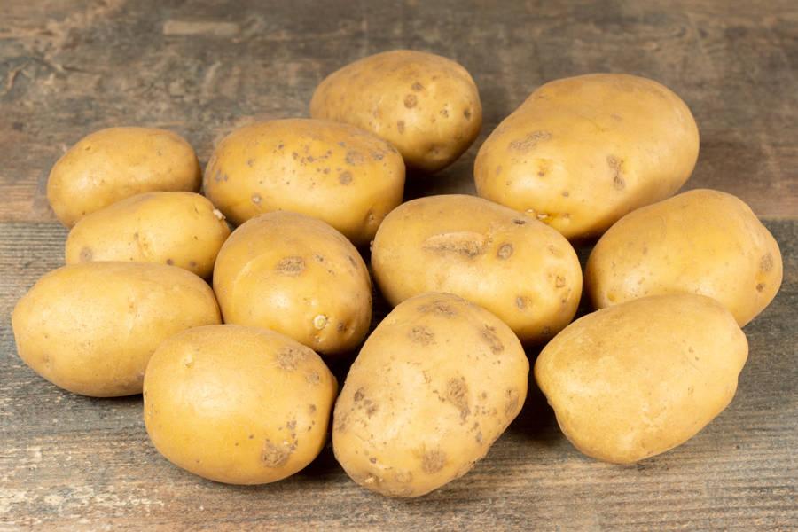 Pomme de terre Bintje BIO - Les jardins de Courances - La Ruche qui dit Oui ! à la maison