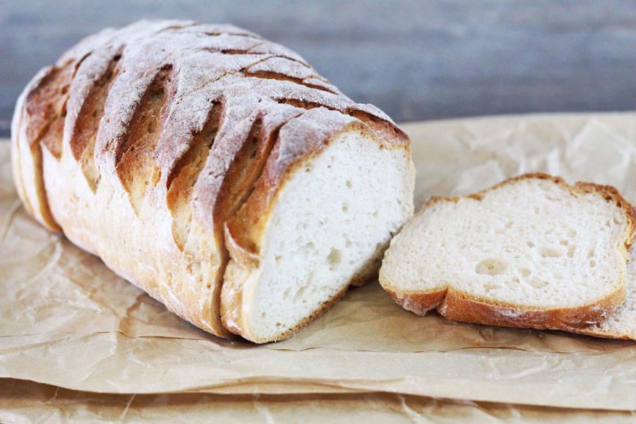 pain sans gluten tranch est un produit livr domicile. Black Bedroom Furniture Sets. Home Design Ideas