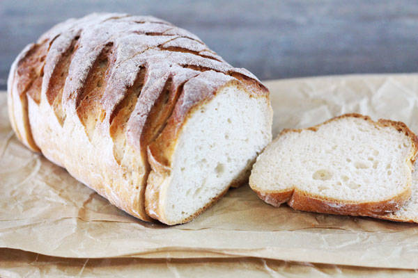 Pain sans gluten tranché - Le Fournil Briard - Le Comptoir Local