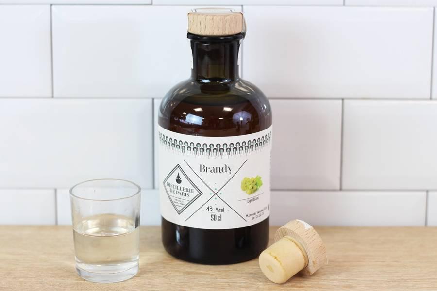 Brandy Ugni Blanc - Distillerie de Paris - La Ruche qui dit Oui ! à la maison