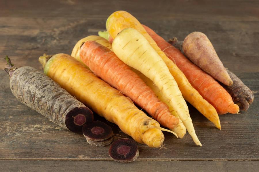 Assortiment de carottes BIO - Ferme Lafouasse - La Ruche qui dit Oui ! à la maison