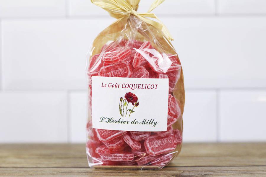 Bonbons aux coquelicots BIO - L'Herbier de Milly - La Ruche qui dit Oui ! à la maison