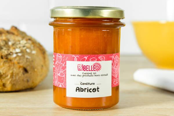 Confiture Abricot - Re-Belle