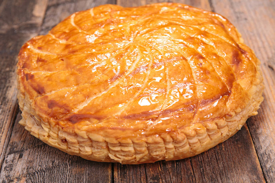 Galette des rois - 6 pers. BIO - Boulangerie de la Gare - La Ruche qui dit Oui ! à la maison
