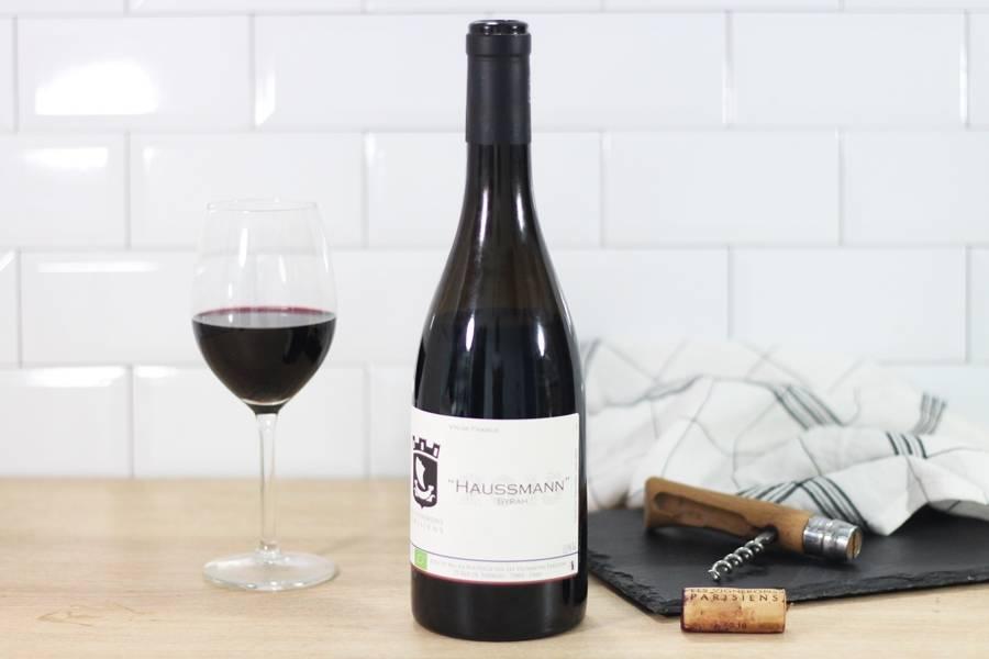 Haussman 2016 BIO - Vin de France - Les Vignerons Parisiens - La Ruche qui dit Oui ! à la maison
