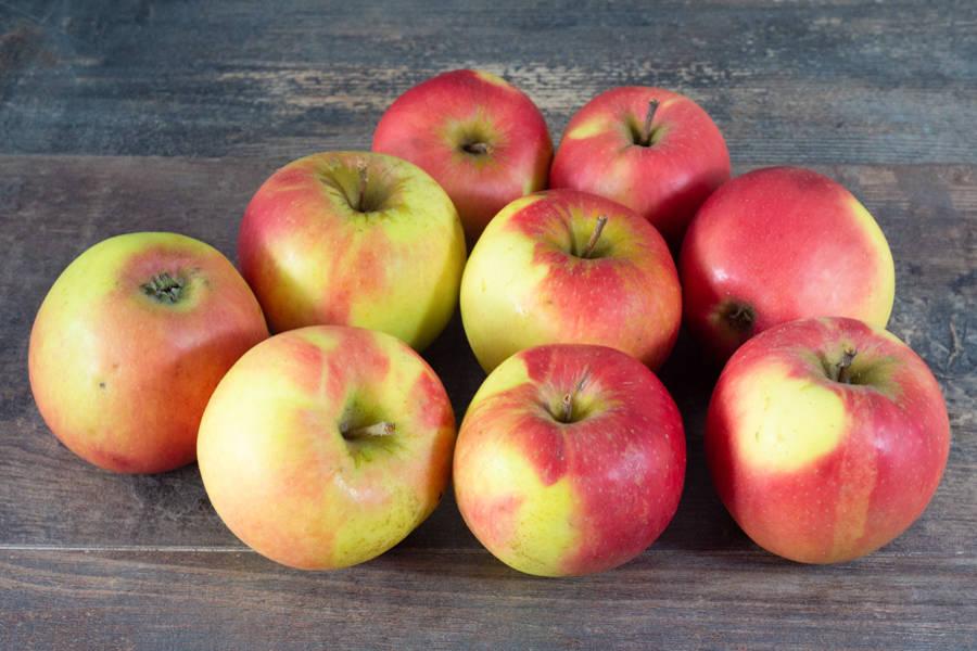 Pomme Jubilé BIO - Vergers de la Brie et du Montois - La Ruche qui dit Oui ! à la maison