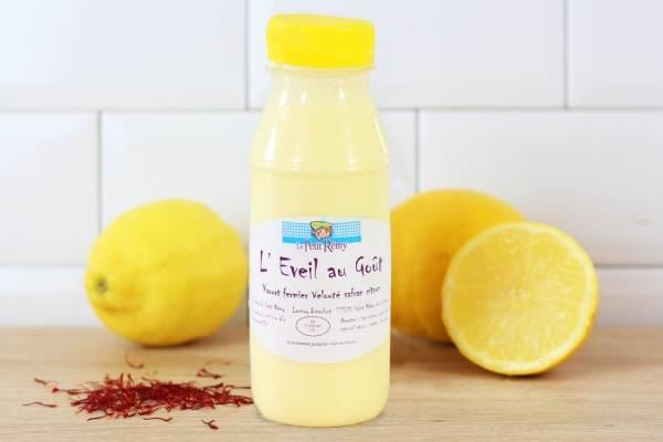 L'éveil au goût safran citron - Ferme du petit Rémy
