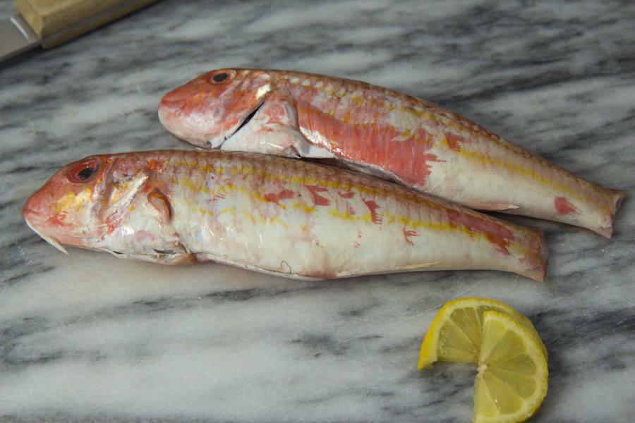 Rouget Barbet - Ô'poisson - La Ruche qui dit Oui ! à la maison