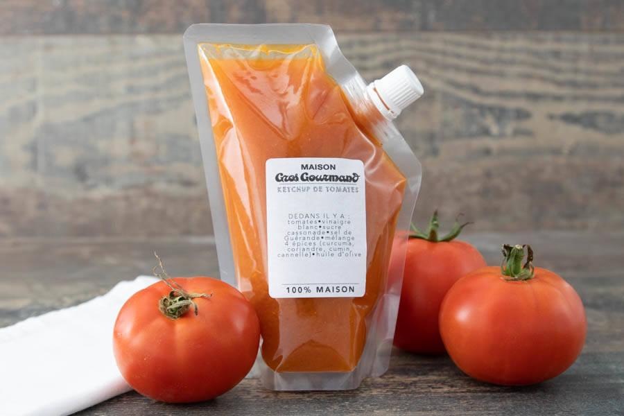 Ketchup - Gros Gourmand - La Ruche qui dit Oui ! à la maison