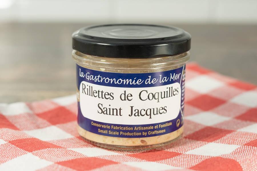 Rillettes de Saint-Jacques - Conserverie artisanale Kerbriant - La Ruche qui dit Oui ! à la maison