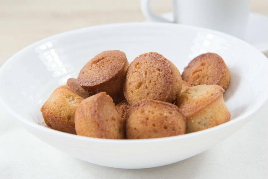 Financiers (sans gluten, sans lactose) - Ma petite pâtisserie sans gluten - La Ruche qui dit Oui ! à la maison