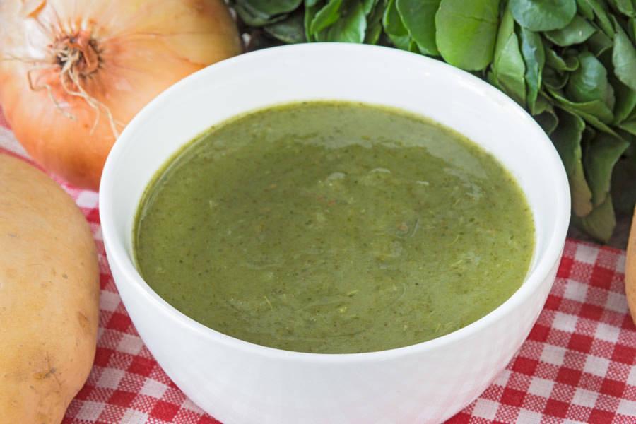 Soupes bébé fraîches cresson (lot de 2) - Entre Saveur et Jardin - La Ruche qui dit Oui ! à la maison