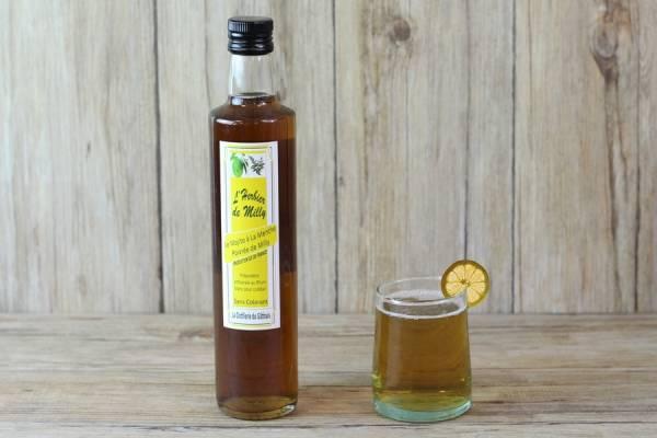 Liqueur Mojito à la menthe poivrée - L'Herbier de Milly