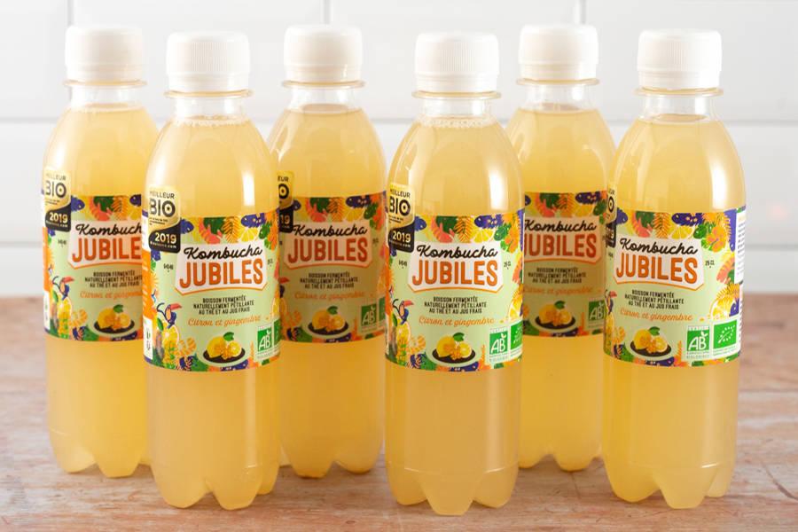 Pack Ginger Addict BIO - Jubiles - La Ruche qui dit Oui ! à la maison