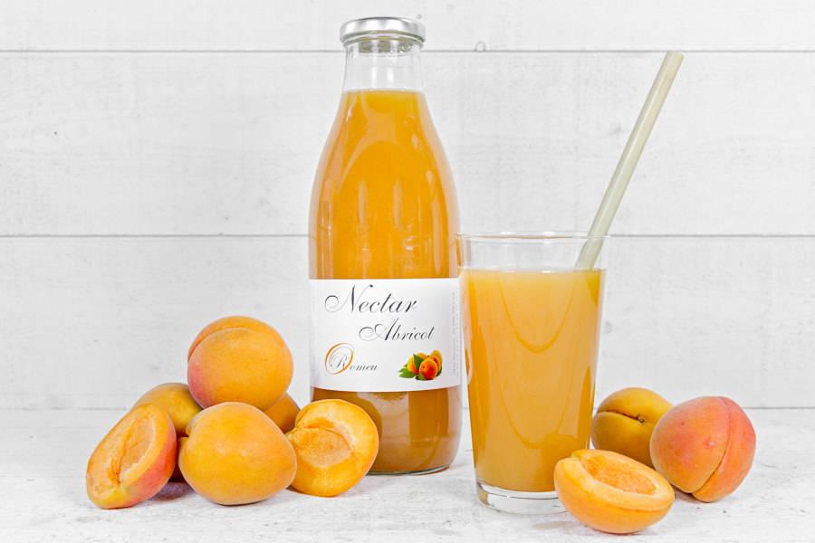 Nectar d'abricot - Romeu - La Ruche qui dit Oui ! à la maison