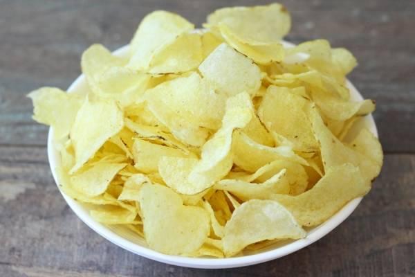 Chips à l'ancienne - Le Jardin de Guillaume - Le Comptoir Local