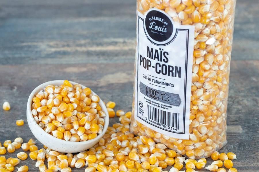 Maïs Pop-Corn - Ferme de Louis - La Ruche qui dit Oui ! à la maison