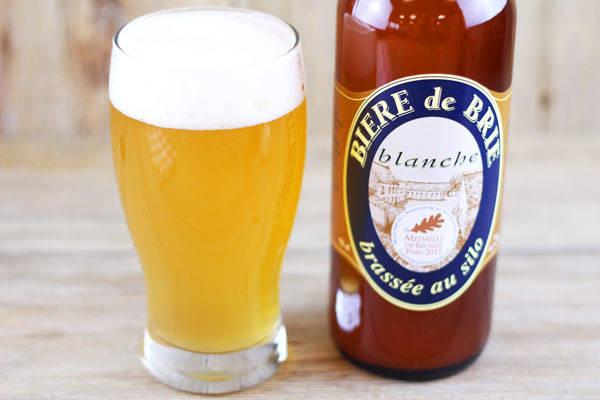 Bière de Brie Blanche  - Brasserie Rabourdin