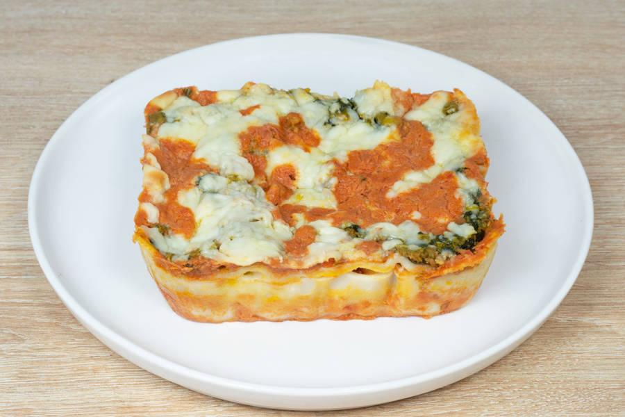 Lasagne végétarienne - Tour All'Italiana - La Ruche qui dit Oui ! à la maison