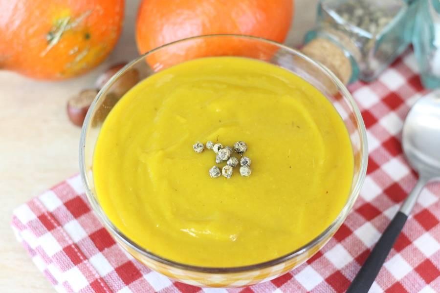Soupe panais gingembre cannelle - Entre Saveur et Jardin - La Ruche qui dit Oui ! à la maison