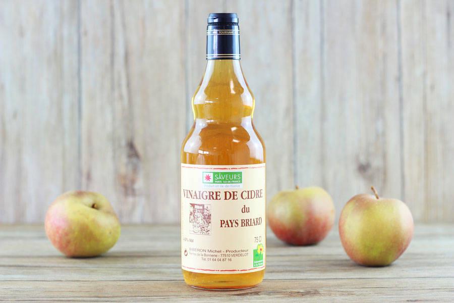 Vinaigre de cidre - Ferme de la Bonnerie - La Ruche qui dit Oui ! à la maison