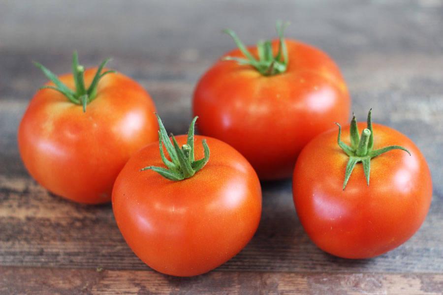 Tomate ronde - Ferme de la Marche - La Ruche qui dit Oui ! à la maison